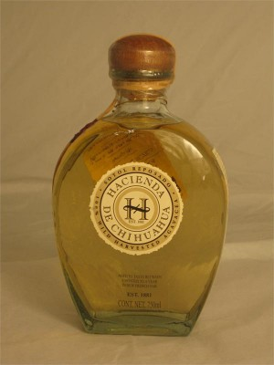 Hacienda de Chihuahua Sotol Reposado 750ml Kosher