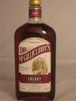 Dr. McGillicuddy's  Intense Cherry Schnapps Liqueur 15% ABV 750ml