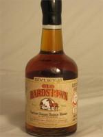 Old Bardstown  Kentucky Straight Bourbon Whiskey 50.5% ABV 750ml