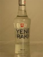 Yeni Raki Turkey  Raisin Spirit Distilled with Anise 750ml