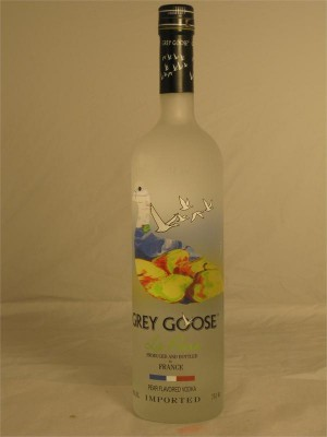 Grey Goose La Poire Vodka 40% ABV 750ml
