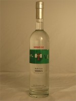 Hangar 1 Kaffir Lime Flavored Vodka Infused with Real Fruit 40% ABV 750ml