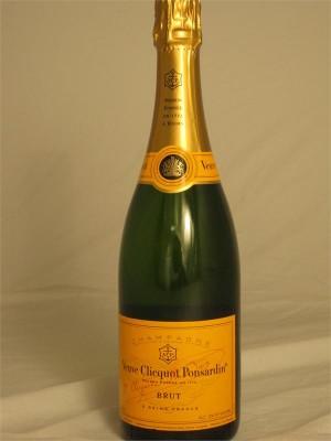 Veuve Clicquot Ponsardin Brut NV 12% ABV 750ml