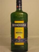 Becherovka  Liqueur Original  750ml 38% ABV