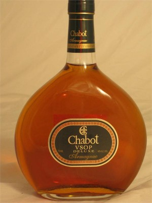 Chabot VSOP Deluxe Armagnac 40% ABV 750ml