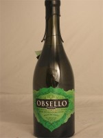 Obsello* Premium Grape Neutral Spirits Distilled with Herbs and with Herbs Added Absinthe Verte 50% 750ml