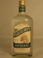 Dr. McGillicuddy's  Intense Mentholmint Schnapps Liqueur 24% ABV 750ml