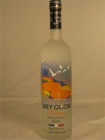 Grey Goose  L'Orange Vodka 40% ABV 750ml