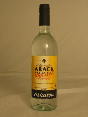 Askalon Arack Extra Fine Special 50% ABV 750ml
