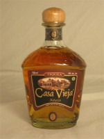 Casa Vieja Tequila Anejo Mexico 750ml Kosher Certified