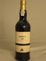 Dow's Tawny Porto  20yr  20% ABV 750ml