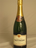Taittinger Brut La Francaise  NV 12% ABV 750ml
