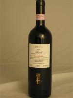 Corino Vigna Giachini Barolo 2005 14.5% ABV 750ml