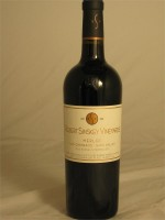 Robert Sinskey Merlot Los Carneros Napa Valley  2008  13.6% ABV 750ml