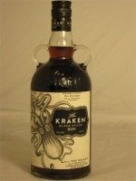 The Kraken Black Spiced Rum 47% ABV 750ml