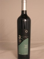 3 Hills High Shiraz 2001 McLaren Vale Australia 750ml