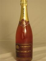 Pierre Morlet Grande Reserve Premier Cru Unfiltered Brut Rose 12% ABV 750ml