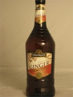 Hiram Walker Original Ginger Flavored Brandy (Liqueur) 35% ABV  750ml