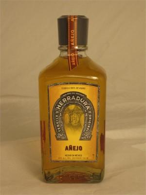 Herradura Tequila Anejo 40% ABV 750ml