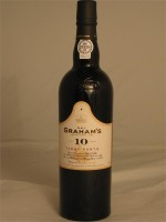 Graham's 10yr Tawny Porto 20% ABV  750ml