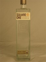 Square One  Organic Vodka 40% ABV 750ml