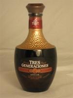 Sauza Tres Generaciones  Triple Tequila Anejo 40% ABV 750ml
