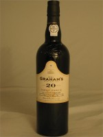 Graham's 20yr Tawny Porto 20% ABV 750ml