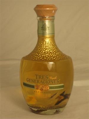 Sauza Tres Generaciones  Reposado 40%  ABV 750ml