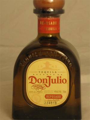 Don Julio Reposado 40% ABV 750ml