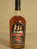 El Cortez* 21yr Reserva Imperial Caribbean Rum 750ml San Miguel Rum Colombia