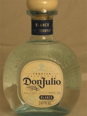 Don Julio  Blanco 40% ABV 750ml