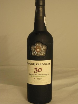 Taylor Fladgate 30 Year Old Tawny Porto 20% 750ml