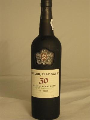 Taylor Fladgate 30 Year Old Tawny Porto 20% 750ml