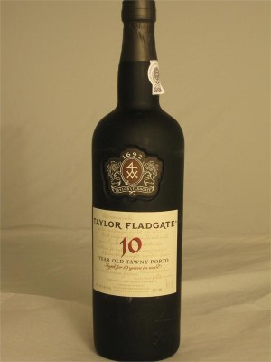 Taylor Fladgate 10 Year Old Tawny Porto 20% 750ml