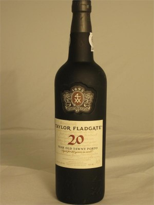 Taylor Fladgate 20 Year Old Tawny Porto 20% 750ml