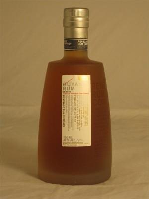 Renegade Rum Company Guyana Rum 16 Years Limited Release 46% ABV 750ml