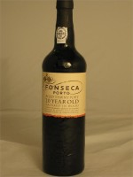 Fonseca Tawny Port 20yr Bottled in 2010 Fonseca Guimaraens Vihnos SA Oporto Portugal 750ml