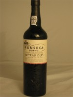 Fonseca Tawny Port 10yr Bottled in 2009 Fonseca Guimaraens Vihnos SA Oporto Portugal 750ml