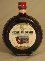 Maraska Cherry Wine 14% ABV Kosher for Passover
