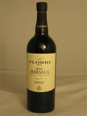 Cantine Florio 1833 Fine Marsala Sweet 18% ABV 750ml