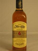 Flor de Cana* 4yr Centenario Gold Rum 750ml Compania Licorera de Nicaragua SA Nicaragua