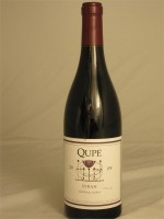 Qupe Central Coast Syrah 2014 13.5% ABV 750ml