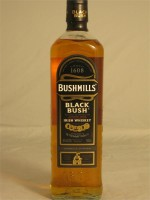 Bushmills  Black Bush Triple Distilled Blended Irish Whiskey 40% ABV  750ml