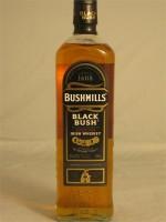 Bushmills  Black Bush Triple Distilled Blended Irish Whiskey 40% ABV  750ml