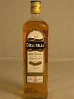 Bushmills Triple Distilled Blended Irish Whiskey 40% ABV 750ml