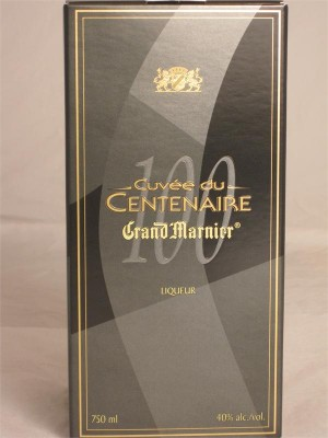 Grand Marnier Cuvee du Centenaire 100yr Triple Orange Liqueur  France 750ml