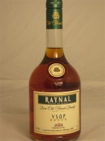 Raynal Rare Old French Brandy VSOP 40% ABV 750ml
