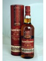 Glendronach  Original 12yr Single Malt 43% ABV 750ml