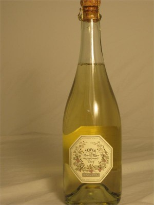 Francis Coppola Sofia Blanc de Blancs Monterey County Sparkling Wine  12% ABV 750ml