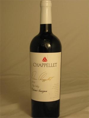 Chappellet Cabernet Sauvignon Napa Valley  2014 14.9% ABV